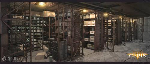 Storage Room by Voloshenko