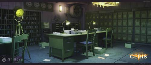 Recruitment Room by Voloshenko