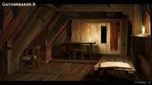 Theoren's room