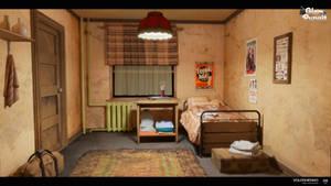 Poor apartment in New York _2