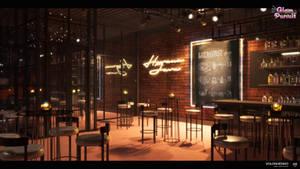 Havana Java hipster cafe