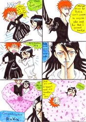 My love power-ichiruki-comic by hana-sun