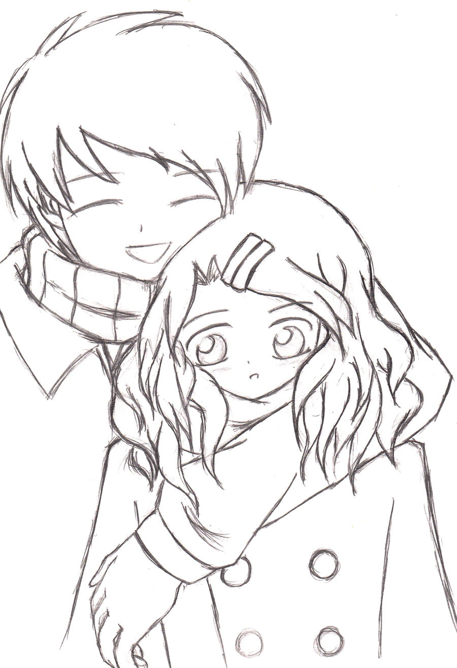 Cute Hug Sketch Images amp Pictures Becuo