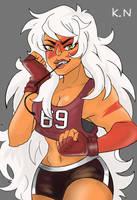 Jasper colored by kittycat291096