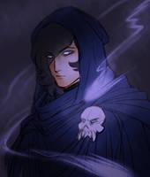 Thanatos - the god of death by kittycat291096