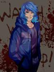 OC commission: Blue