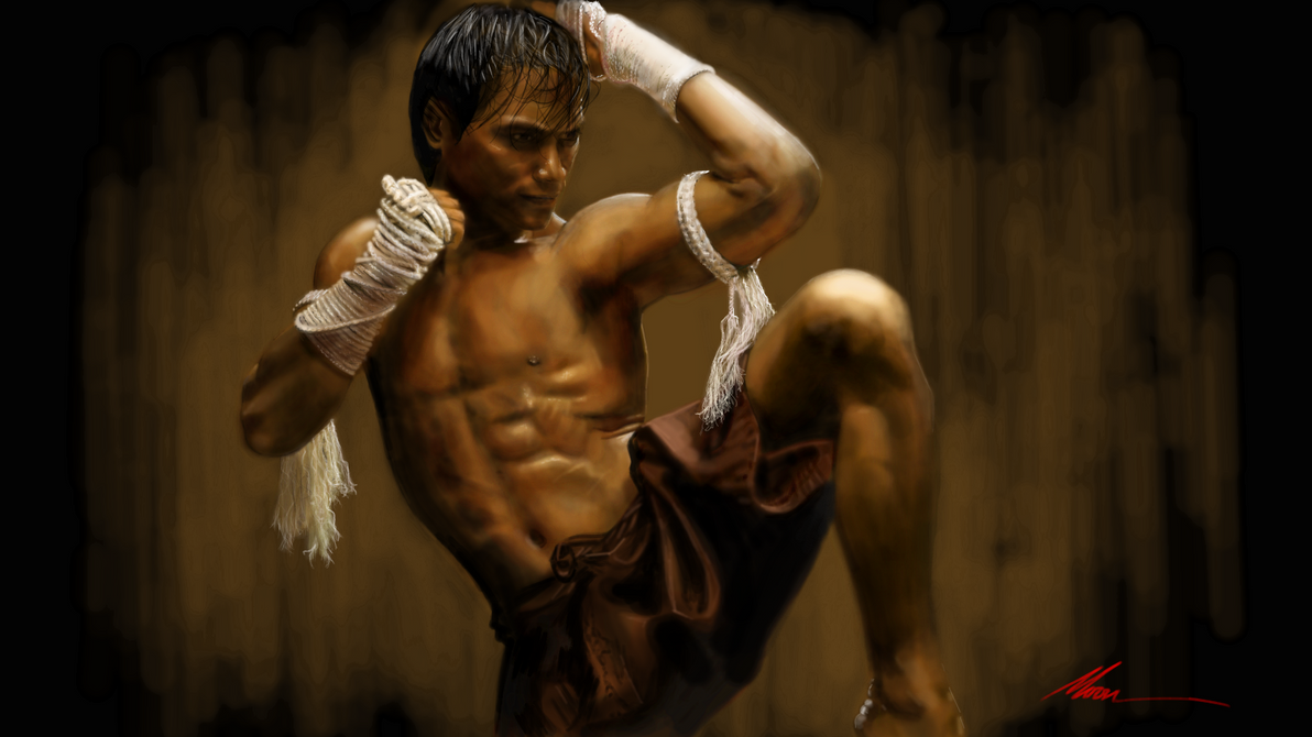 Jaa Ideal tony jaa ong-bakam4y786 on deviantart