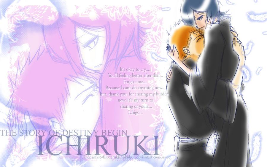 Comfort Me, Rukia by KidRou