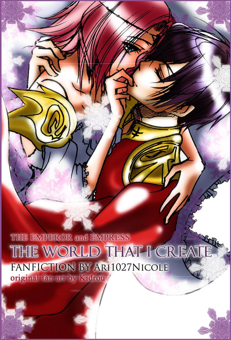CODE GEASS THE WORLD THAT I CREATE Fanfiction By KidRou On DeviantArt