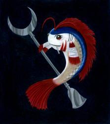 Gojyo Fish by Kyra205