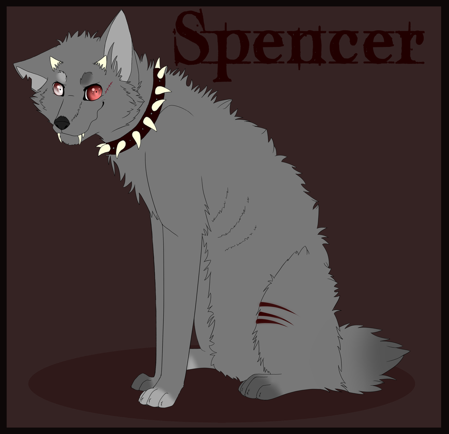 Spencer Refsheet by Scarii