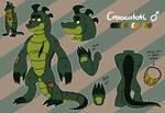 Voodoo Crocodile Ref