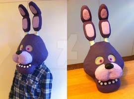 Bonnie mask
