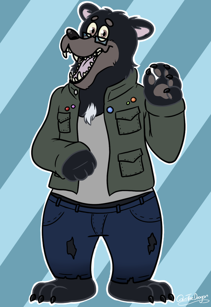 Gift: Boyd by CoksTheDragon