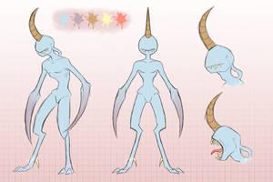 custom monster for Jaysyon