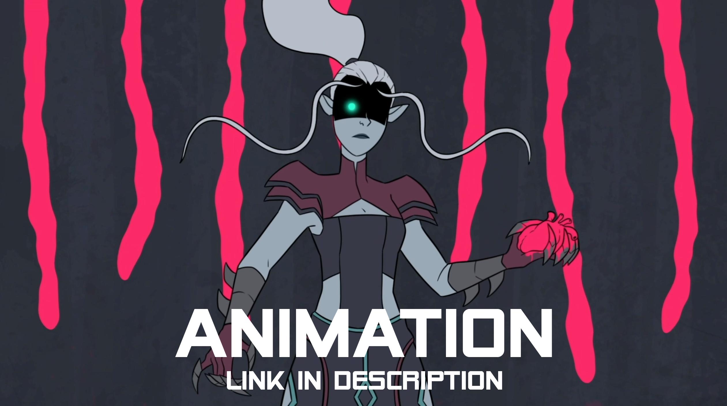 Thriller - Animation (link in desc)
