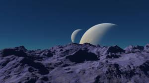 Terragen World by kmlkmljkl
