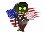 Obama Zombie