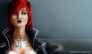 ME: Female Shepard