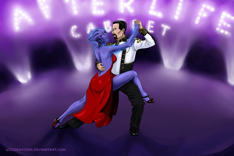 ME: Wanna Dance? by IzoldeDeith
