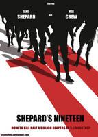 Shepard's Nineteen by IzoldeDeith