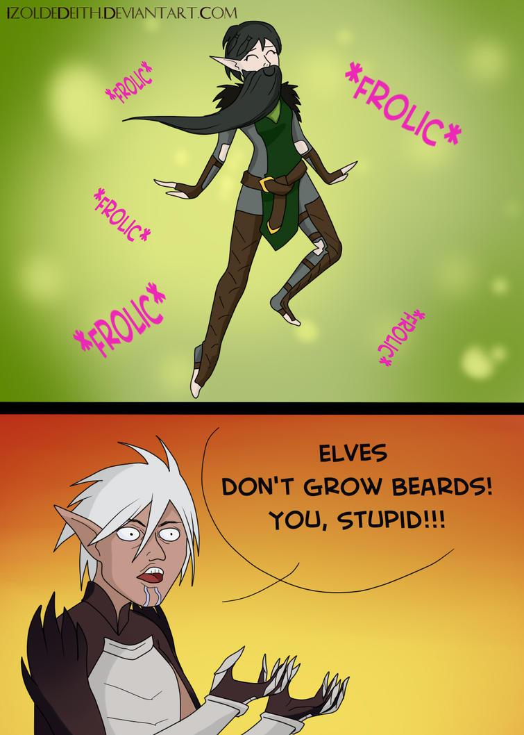 You stupid! by IzoldeDeith