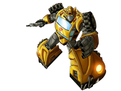 Bumblebee Render by StaindHand