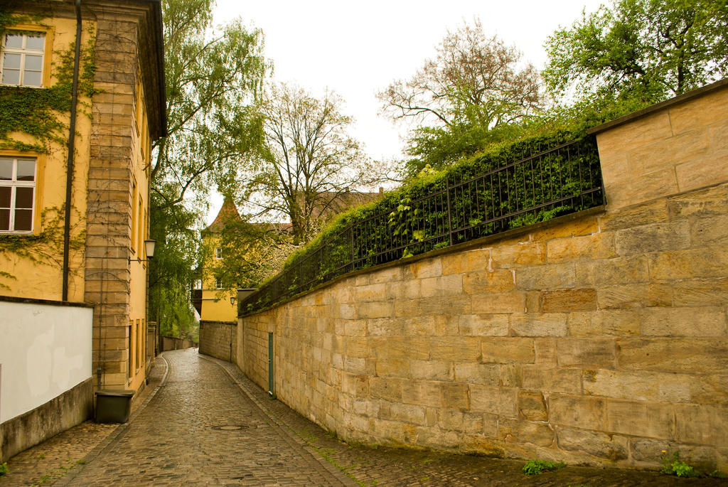 Streets of Bamberg by ReneHaan