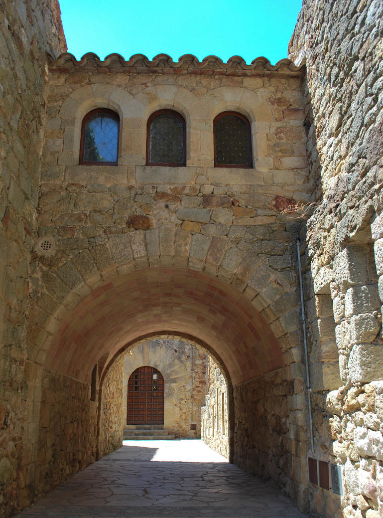 Passage in Pals by ReneHaan