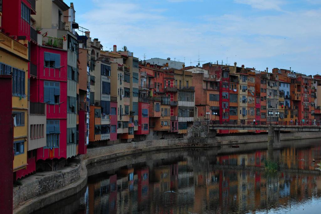 Rio Onyar - Girona by ReneHaan