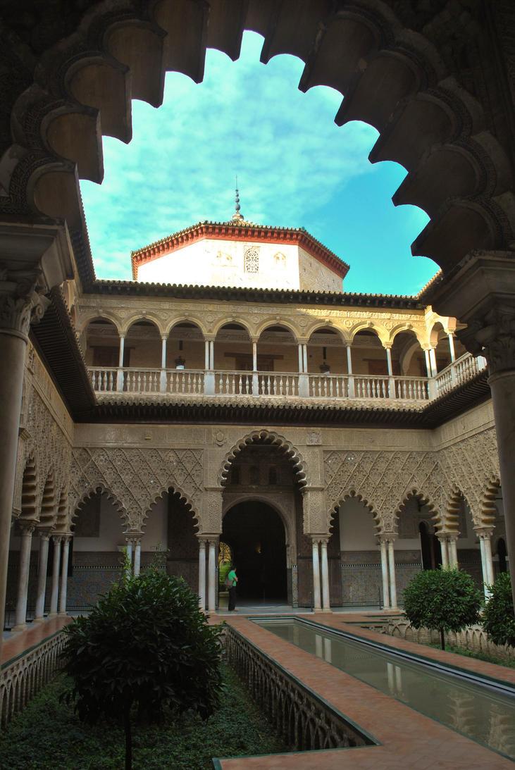 Moorish architecture - Real Alcazar by ReneHaan