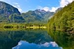 Bohinjsko Jezero - Ukanc by ReneHaan