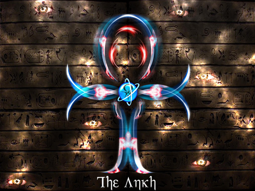The Ankh by zion on De...