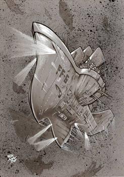 Battle Ship - Concept