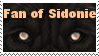 Stamp: Fan of Sidonie stamp by hsoj95