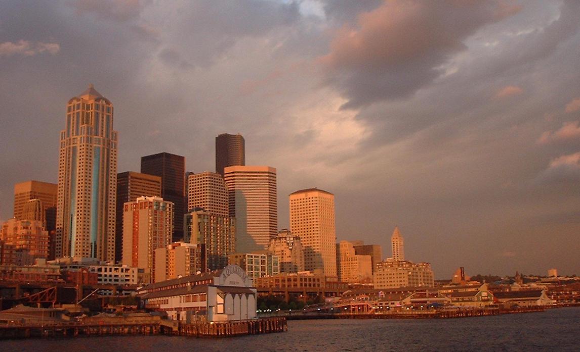 Seattle by Nightless
