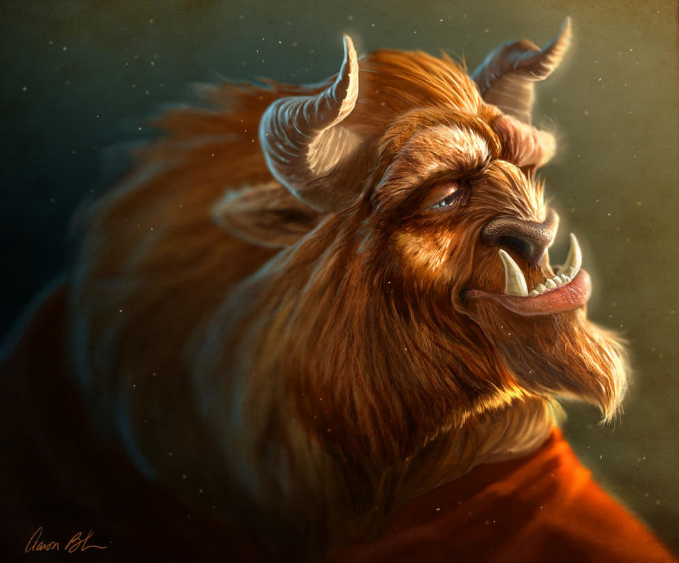 The Beast by Aaron Blasie by ablaise