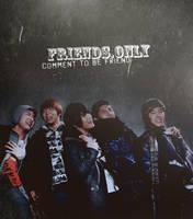 dbsk . friends only by tekhniklr