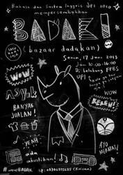 BADAK! by tekhniklr