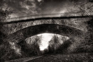 alfred's bridge by shitpitcher
