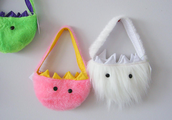Monster Handbags by coconut-lane