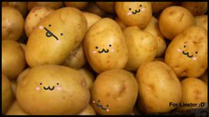 Liesters' potatoes.