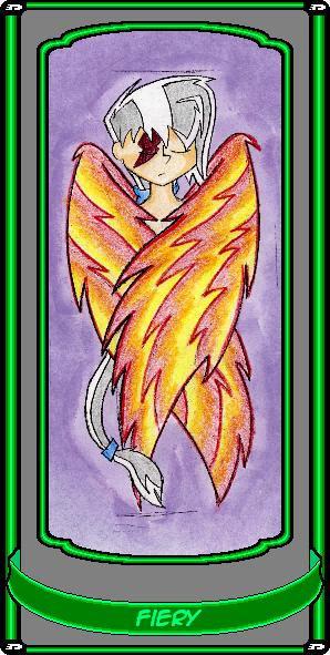 Fiery Card by SoulieReborn