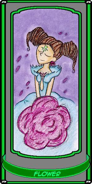 Flower Card by SoulieReborn