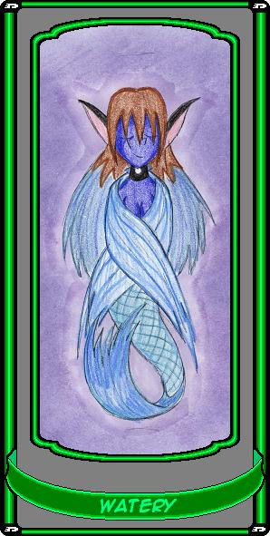 Watery Card by SoulieReborn