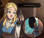 [COMMISSION] Princess Zelda