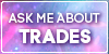 Status Stamp Pink Space Trades by 82bee
