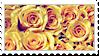 Stamp Roses