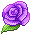 F2U Purple Rose by 82bee