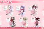 Demomo Adopts Batch 10 - OPEN 5 of 6 -REDUCED MORE